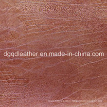 High Scratch Resistant Sofa Leather Qdl-50249